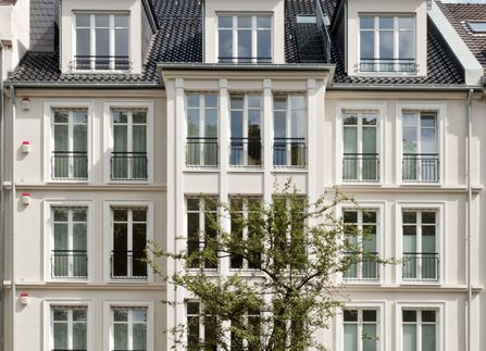 Mehrfamilienhäuser + Bauträgerprojekte Golzheim 2