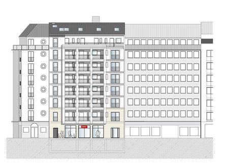 Laufende Projekte Wohn- und Geschäftshaus Stadtmitte
