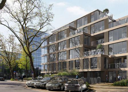 Laufende Projekte Bürohaus Grafenberger Allee