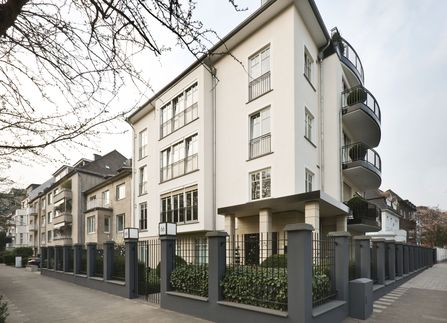 Mehrfamilienhäuser + Bauträgerprojekte Golzheim 1