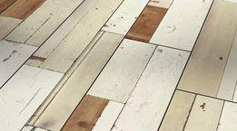 Trendtime 6 Brushboard White Seidenmatt 4V