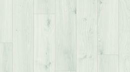 Laminat Basic 400 M4V Eiche kristallweiß Holzstruktur LHD Minifase